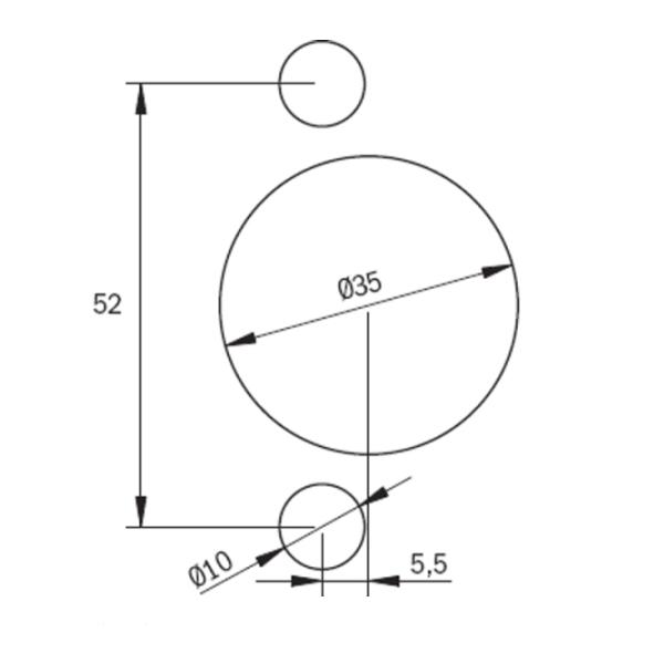 Sistema universale per foratura cerniere pagin utensili for Dima per cerniere wurth