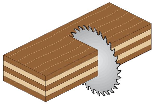 Industriali per laminati e truciolare pagin utensili - Limpieza de madera barnizada ...